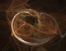 Abstract Smoke 3d Stock Photo