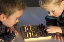 Free Playing Chess Stock Photo - 1926340