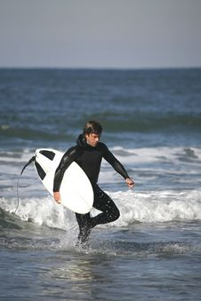 Free Surfer Portrait Stock Photography - 1926452