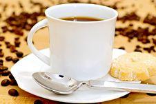 Free Coffee Time Royalty Free Stock Photo - 1927155
