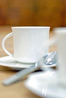 Cup Of Tea Or Coffee Stock Photos