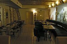 Free Restaurant Interior Stock Image - 1927201