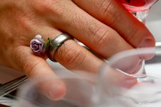 Free Ring Flower Stock Photo - 1928360