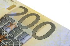 Free Euro Background Stock Photography - 1929012
