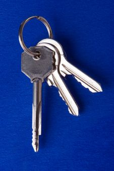 Free Bunch Of Keys Royalty Free Stock Photography - 1929747