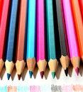Free Pencils Royalty Free Stock Photos - 19205248