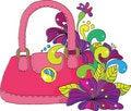 Free Female Bag. Royalty Free Stock Photos - 19207418