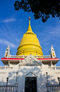 Free Golden Stupa Stock Image - 19209831