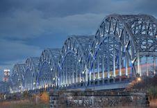 Free Bridge. Stock Photo - 19200760