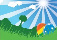 Free Easter Day Stock Image - 19201141