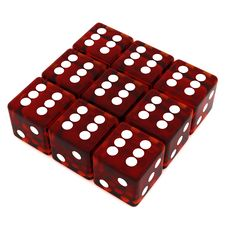 Free Red Dice Stock Photography - 19201232