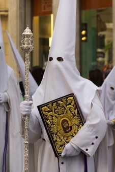 Free Holy Week In Spain Stock Photo - 19201550
