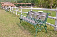 Free Bench. Stock Images - 19203954