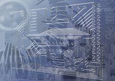 Free Circuit Board Stock Image - 19204551