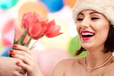 Free Spring Refresh Royalty Free Stock Photography - 19204937