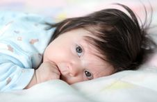 Free Cute Baby Stock Photo - 19205040
