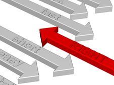 Free Right Way Stock Photo - 19205240