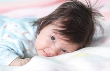 Free Cute Baby Stock Photography - 19205282