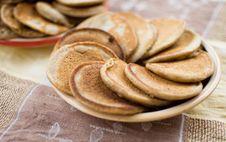Free Sweet Pancakes Royalty Free Stock Photography - 19205387