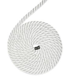 Free Curled Up Rope Stock Photography - 19205392