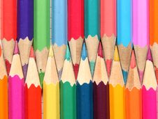 Free Colored Pencils Stock Images - 19205634