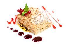 Free Fruit Cake Dessert Stock Images - 19206454