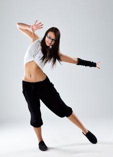 Free The Dancer Stock Photo - 19206580