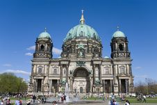 Free Berlin Cathedral (Berliner Dom), Berlin, Germany Stock Image - 19207671