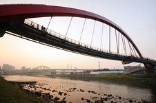 Free Bridge Royalty Free Stock Images - 19208449