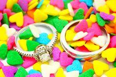 Free Wedding Ring Royalty Free Stock Image - 19209346