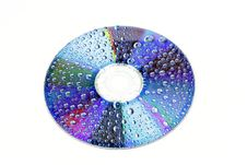 Free CD Disc Stock Image - 19209401