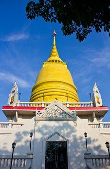 Free Golden Stupa Stock Image - 19209831