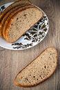 Free Grey Bread Royalty Free Stock Photography - 19218337