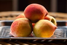 Free Peaches Stock Images - 19210154
