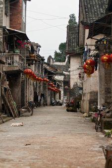 Free Xing Ping, China Royalty Free Stock Photo - 19210195
