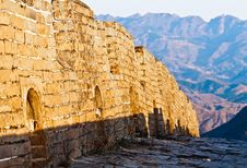 Free Great Wall, China Stock Photography - 19210312