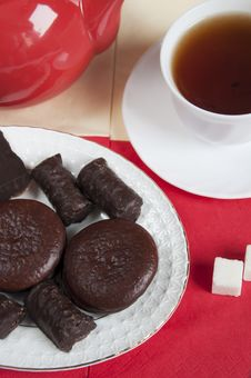 Free Sweets For Tea Stock Photo - 19210730