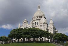 Free Paris Sacre Coeur Montmartre Stock Photos - 19210733