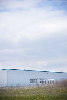 Free Manufacture Stockroom Modern Building Stock Photo - 19210910