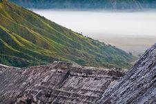 Free Volcano Bromo, Indonesia Royalty Free Stock Photo - 19211075