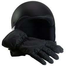 Free Protective Helmet  And Gloves Stock Photo - 19211470