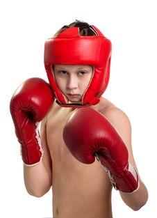 Free Teens Boxer Stock Photos - 19212223