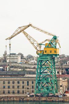 Free Powerful Shipbuilding Shipyard Stock Photos - 19212313
