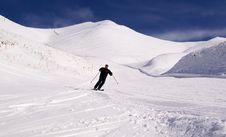 Free Skiing In Palandoken Stock Photo - 19212390