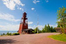 Free View Over Siljan Stock Photo - 19213220