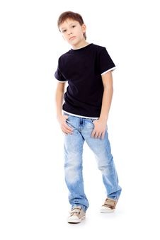 Free Boy Stock Image - 19213311