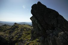 Free Helm Crag Royalty Free Stock Photography - 19214057