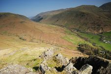 Free Helm Crag Stock Photo - 19214080