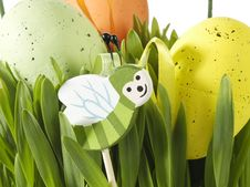 Free Easter Decoration Stock Photography - 19214432