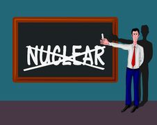 Man With No-nuclear Concept